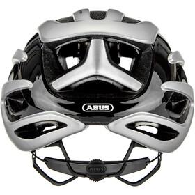 ABUS AirBreaker Casco, gleam silver